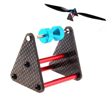 цена на Pure Carbon Fiber Magnetic Propeller Balancer Prop Essential For  FPV Helicopter Airplane