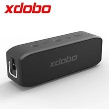 XDOBO 20W Portable subwoofer Column Waterproof Type C USB Bluetooth Speaker  BT5.0 Super BassDSP Sound TWS Speakers Soundbar