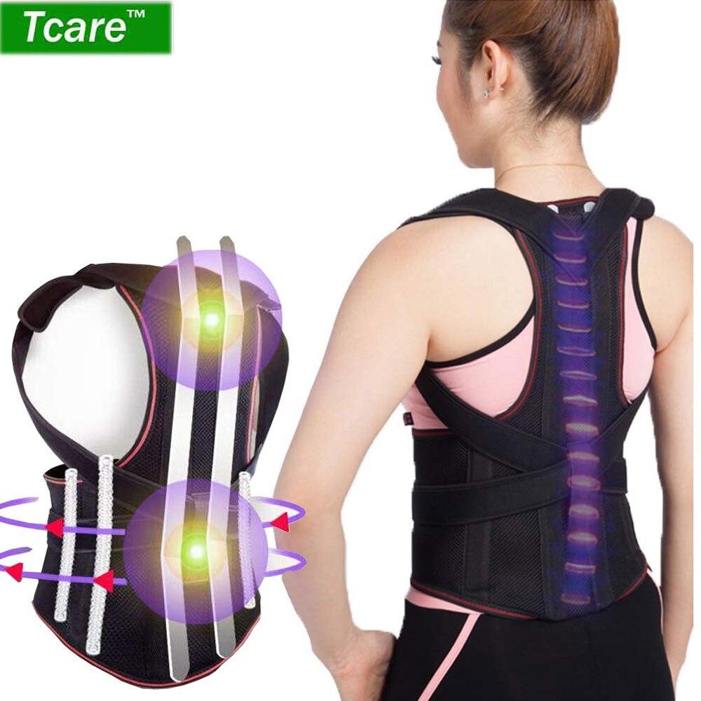 1Pcs Back support Back Brace Support for Back Neck Shoulder Upper Back Pain Relief Perfect Posture Corrector Strap