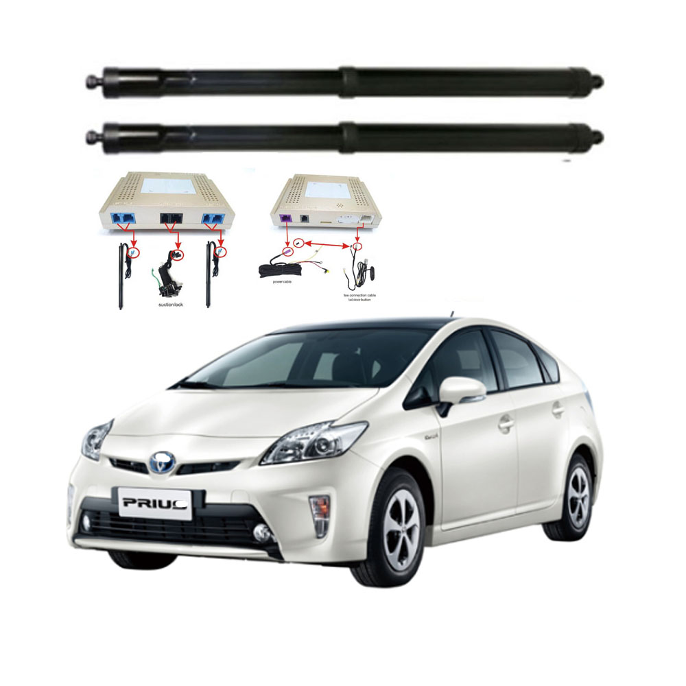 New Electric Tailgate Refitted For Toyota PRIUS ALPHA PHV Tail Box Intelligent Electric Tail Door Power Tailgate Lift Lock