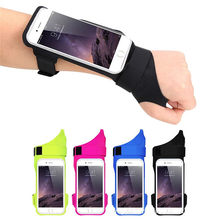Arm Band Voor Sport Case Voor Running Armband Sport Armband Brazalete Deportivo Voor Iphone Xs Max Xr Samsung A50 S10 s8 S9 Plus