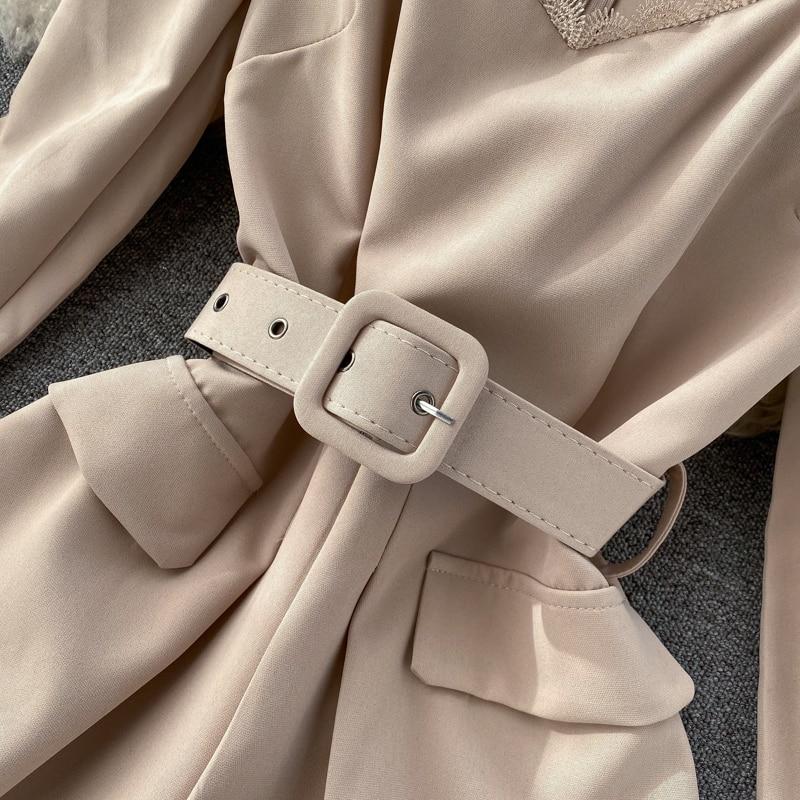 GAGA Women Long Sleeve Jumpsuits Off Shoulder V Neck Ribbed Knit Bodycon Long Pants Romper