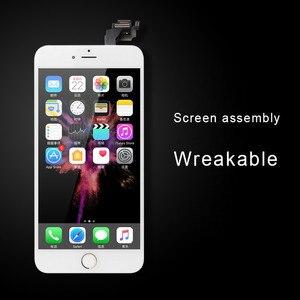 Image 3 - AAA + + + עבור iPhone 6 6S 7 8 בתוספת LCD עם 3D כוח מגע מסך Digitizer עצרת עבור iPhone 5S 5 תצוגה לא מת פיקסל + כלי