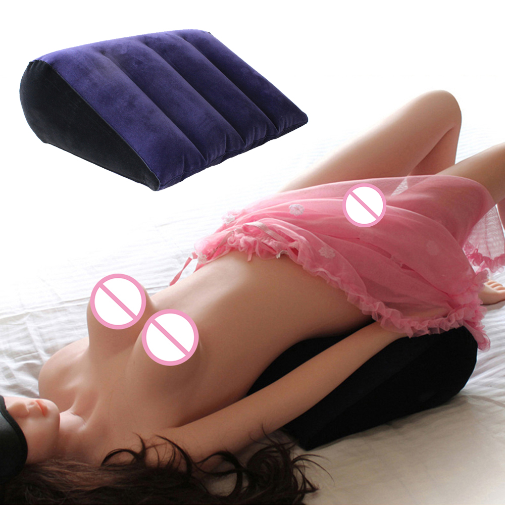 Multifunctional Sex Magic Cushion Sex Sofa Hold Pad Bed Sex Toys Inflatable Sexual Position Pillow Sex Furnitures for Couples