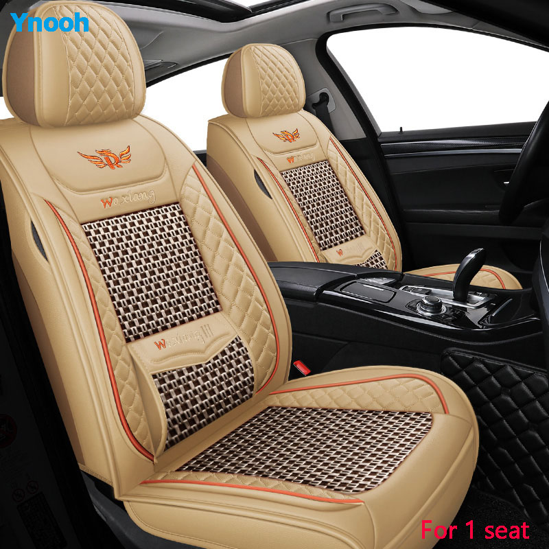 2x CAR FRONT SEAT COVERS PROTECTOR For Mercedes E-Class E 280