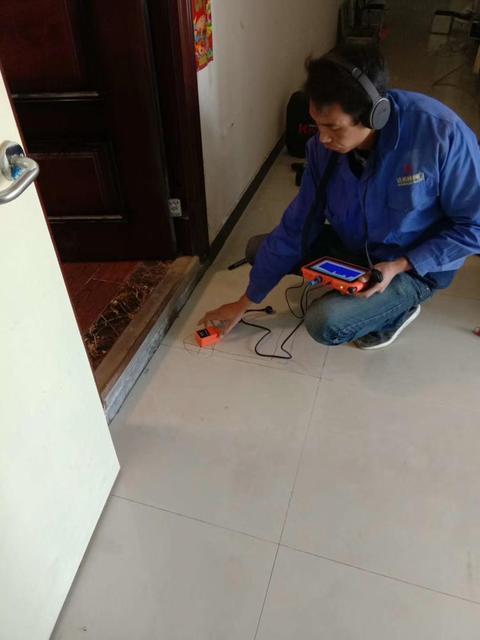 Wasser leck erkennung gerät wasser rohr detektor für home