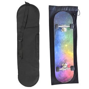 2 Pcs Skateboard Bag Storage S