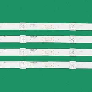 Image 4 - 8 PCS/set LED backlight strip bar for LG LC420DUE 42LB3910 42LF620V INNOTEK DRT 3.0 42 inch A B 6916L 1709A 6916L 1710A