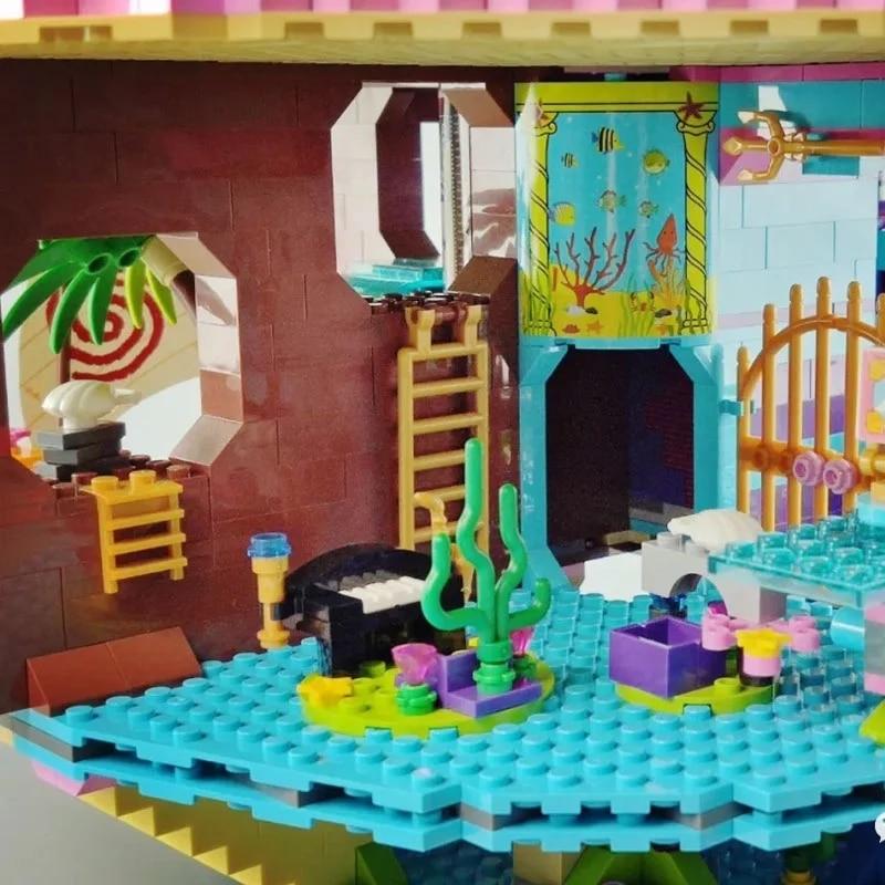 В наличии фильм серии 4160 шт. комплект наряда принцессы звезда несколько модель конструкторных блоков, Детские кубики, развивающие игрушки для детей, подарки на день рождения 4