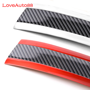 Image 5 - Tira amortecedor do carro protetor do peitoril da porta borda guarda adesivos de carro estilo do carro acessórios para audi a3 a4 a5 a6 a7 a8 q3 q7