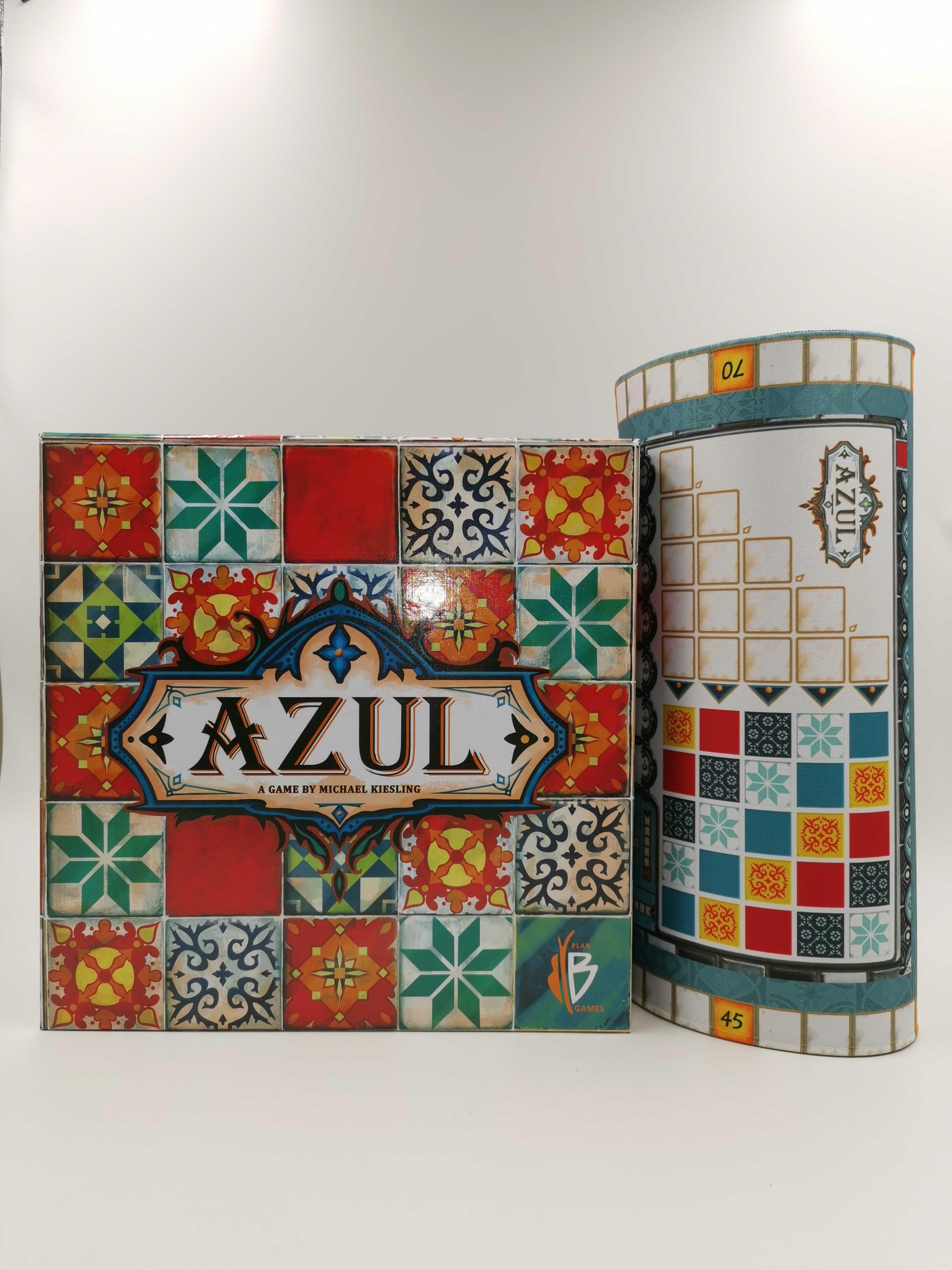 Colored Brick Master Tile Monogatari Azul Card Games Exploding Kitten Plan B Board Games Juegos De Mesa  Azul Jeux