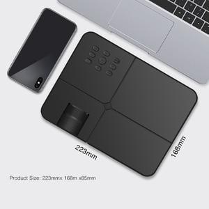 Image 2 - BYINTEK Mini Projector K7 ,1280x720P,Smart Android Wifi Video Beamer; Portable LED Proyector for Full 1080P 3D 4K Cinema,latest