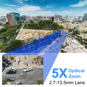 Image 2 - 1080P מלא HD PTZ מהירות כיפת IP מצלמה 5x זום חיצוני עמיד למים CCTV WiFi מצלמה מיני זיהוי תנועת ONVIF h.264