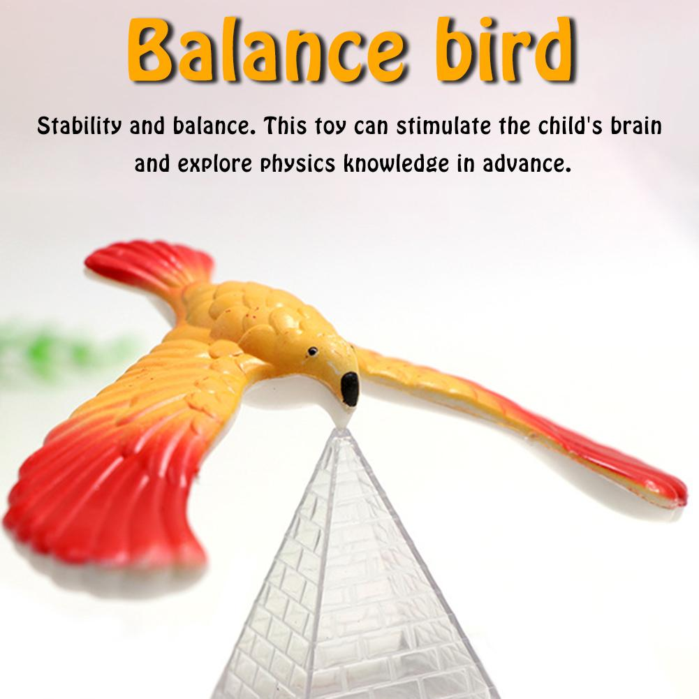 Innovative Balance Bird Eagle Children Adult Trumpet Classic Puzzle Nostalgic Toy Coordination And Cognitive Ability For Kid