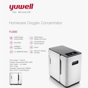 Image 5 - Yuwell Zuurstofconcentrator Draagbare Zuurstof Generator Medische Apparatuur Thuis Zuurstof Bar Lcd scherm YU300 Hoge Concentratie