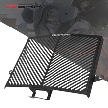 For KTM 1050 1090 1190 Adventure ADV 1290 Super Adventure Duke Adventure R S T Motorcycle Radiator Grille Guard Cover Protector 7 8 22mm motorcycle handlebar girps for ktm 990 1090 1190 adv 1290 super adventure s adventure 1050 accessories
