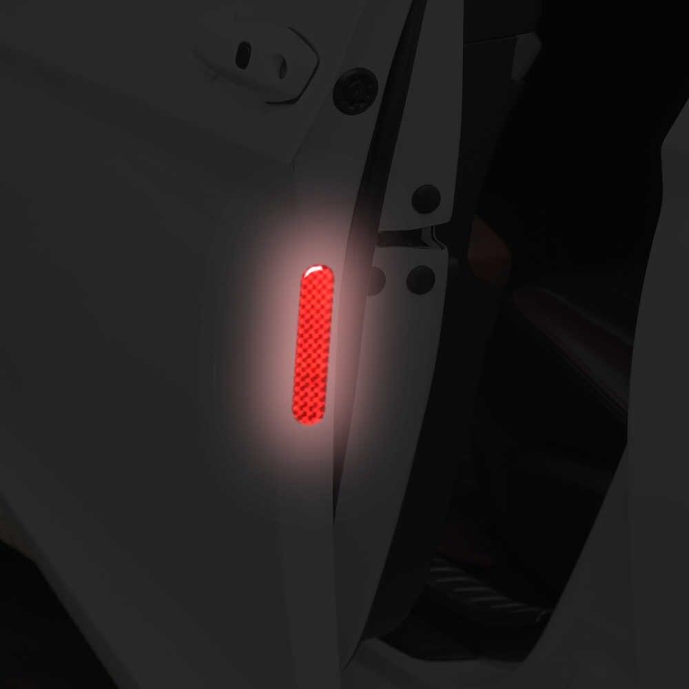 Autocollants réfléchissants de voiture bandes réfléchissantes style de voiture pour fiat palio lancer nissan mars versa gol volkswagen vw vectra i30 ix25