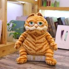 Simulado gato gatinho de brinquedo de pelúcia de presente de aniversário
