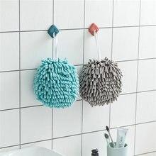 10 шт мягкое полотенце с шариками 18 см
