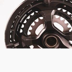 Image 5 - Shimano manivela de velocidad DEORE XT T8000 3x10, conjunto de manivela de velocidad para bicicleta de montaña, HOLLOWTECH II 170 48 36 26T, 30 manivela de velocidad con piezas para bicicleta MT800
