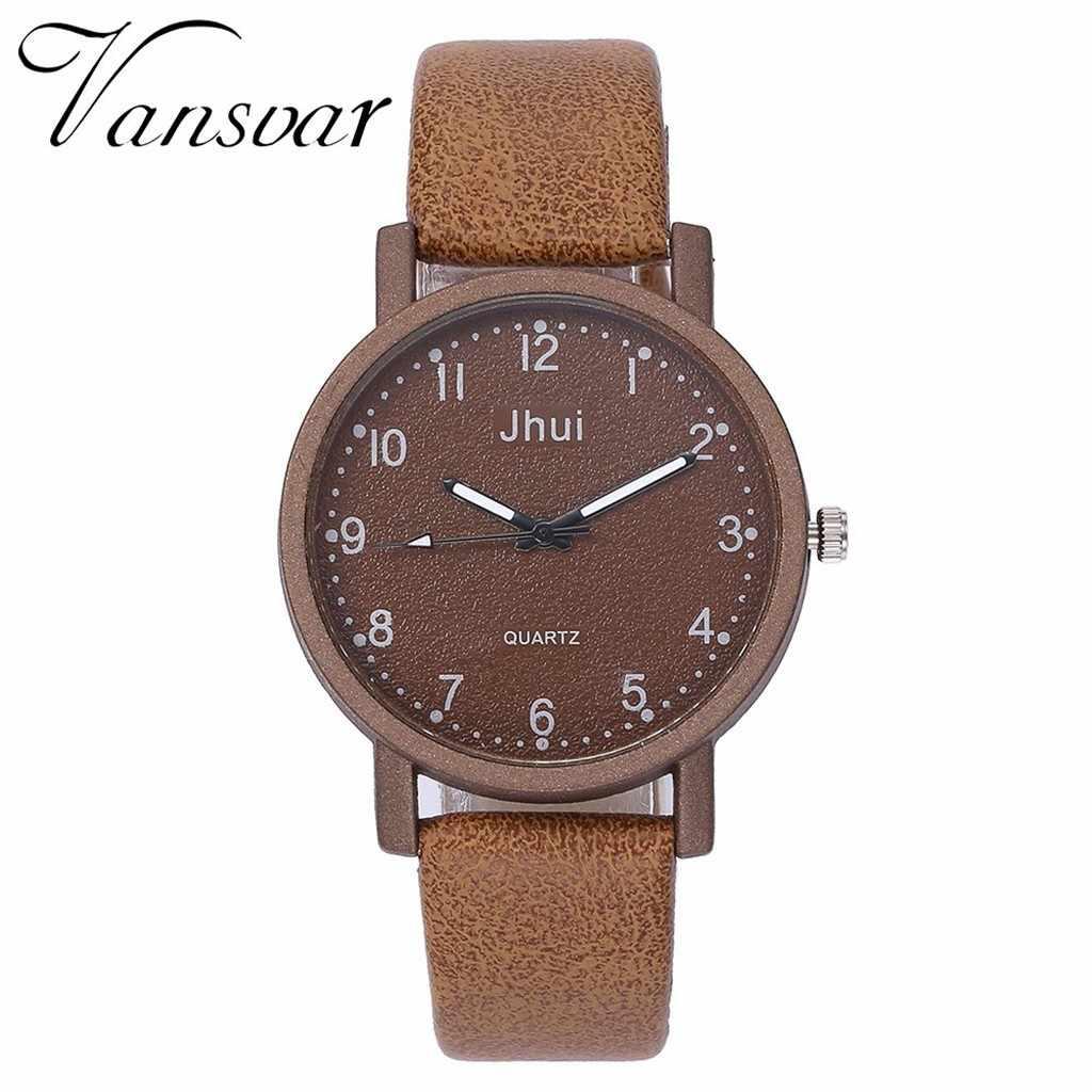 腕時計女性多色高品質の女性ヴィンテージクォーツ中国ドレス腕時計ブレスレットレザーバンド腕時計星空ギフト %