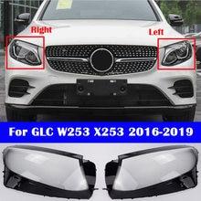 Прозрачная крышка для автомобильной фары mercedes benz glc class