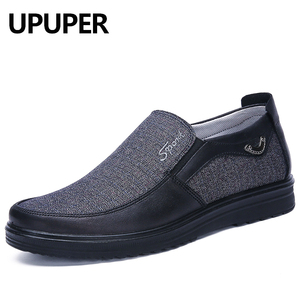 Image 4 - 2020 Autumn Mens Casual Shoes Comfortable Breathable Slip on Flat Canvas Loafers Shoes Men Soft Driving Shoes Oversized Size 50
