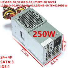 PSU Power-Supply H250AD-00 Dell New for 390/790/990/.. Original