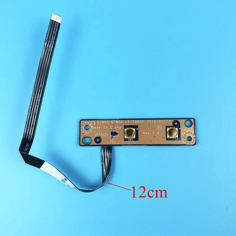 for Lenovo G480 G485 G580 G585 N580 N585 OEM USB Audio Reader Card Board NBX00015700 LS-7986P 100/%