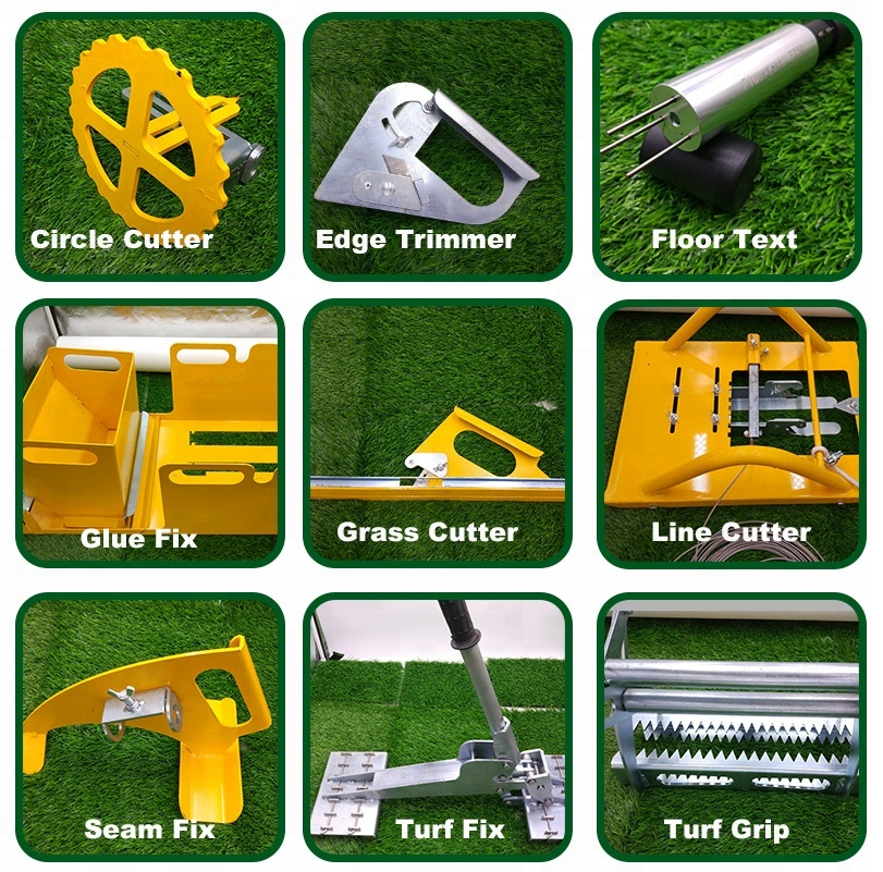 Line Cutter Used For Artificial Grass Installation Tools
