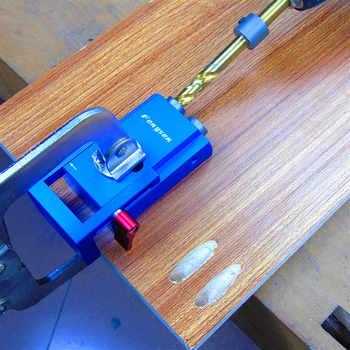 XK-1 Woodworking Angle Hole Puncher Slanting Hole Puncher Slanting Hole Locator Woodworking Hole Slanting Hole Puncher
