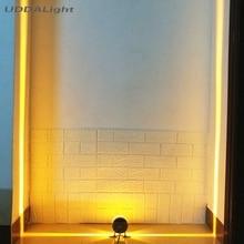 CREE светодиодный оконный светильник 10 Вт Домашний Светильник ing Открытый 360 градусов строительный дом угловой спецэффекты внешний светильник s светильник ing