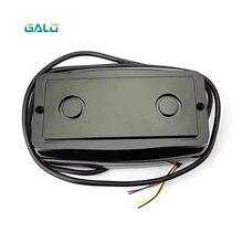 Тип легко установить радарное транспортное средство детектор барьер Sense контроллер заменить детектор петли детектор автомобиля