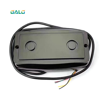 ใหม่ประเภทติดตั้งง่ายรถเรดาร์เครื่องตรวจจับ Barrier Sense Controller เปลี่ยน Loop Vehicle Detector