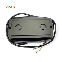 New Type Easy to install Radar Vehicle Detector Barrier Sense Controller Replace Loop Detector Vehicle Detector dual way vehicle sensors loop detector with double channels vehicle inductive loop detector
