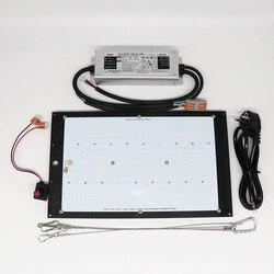 Superbright Samsung LM301H ściemniania 150w 3000 K/3500 K 660nm UV IR oświetlenie do uprawy quantum tech tablica led przełącznik z sterownik meanwell