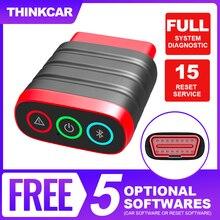 Thinkcar thinkdiagミニOBD2スキャナプロフルシステムカー診断ツールeasydiagブルートゥースobd 2スキャナautomotriz
