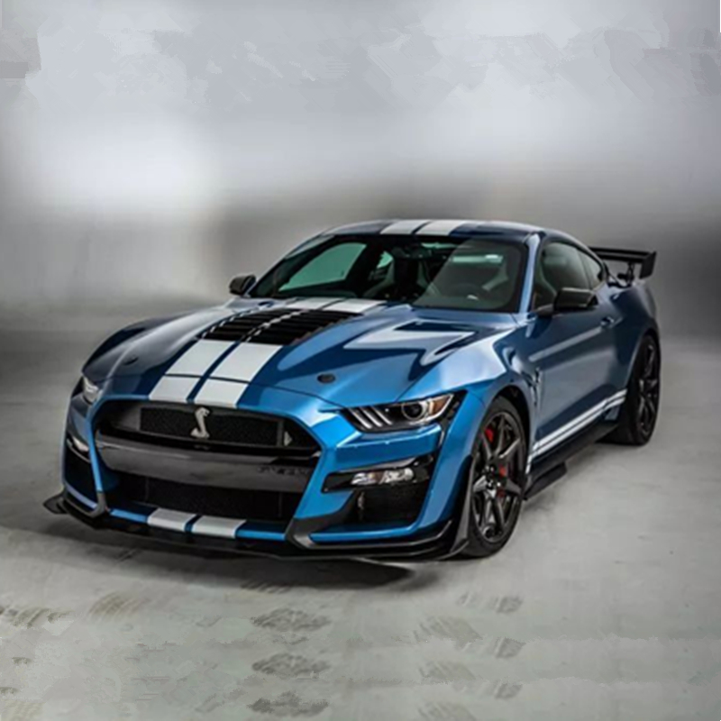 Maisto 1:18 2020 New Ford Shelby GT500 Alloy Retro Car Model Classic Car Model Car Decoration Collection gift