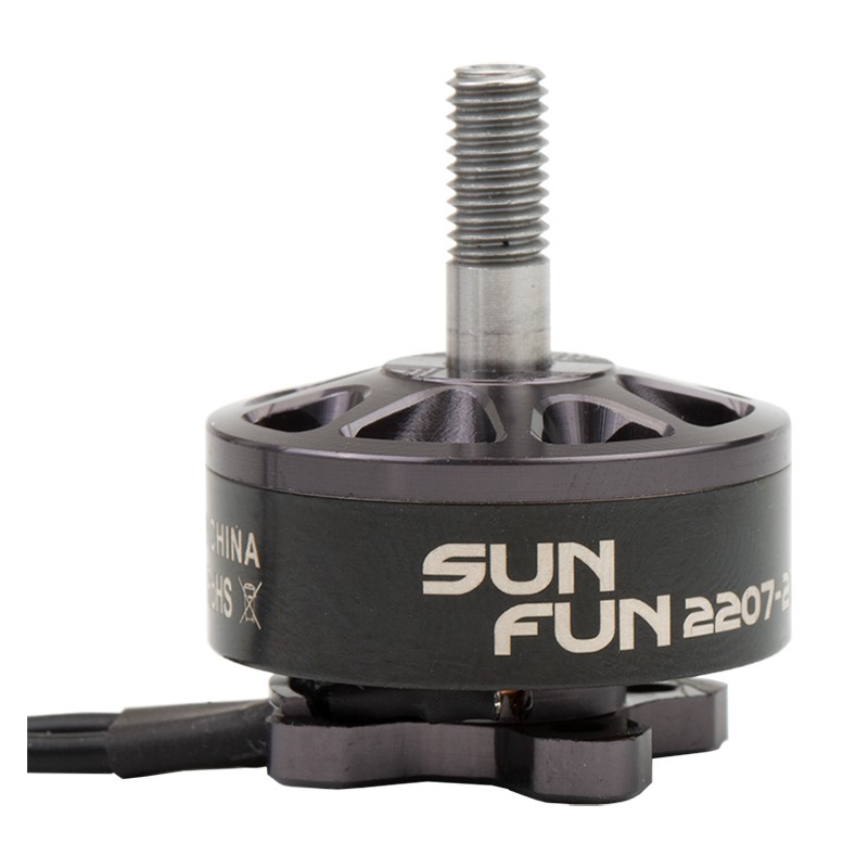 DYS SUNFUN SF2207 2450KV Brushless Motor For RC Drone FPV Racing Freestyle X220S Nazgul5 Tyro129 Upgrade