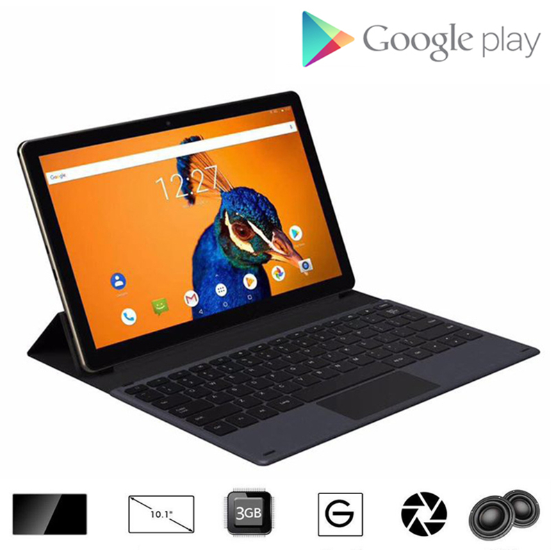 Newest Tablet 10.1 Inch MT6797 Ten Core 2in1 Tablet Android PC 1920*1200 Screen 5G Wifi Dual SIM 4G Phone Call 4GB RAM 64GB ROM
