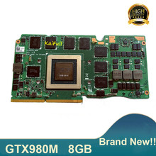 Brand New For ASUS G750J G750JY G750JYA GTX 980M GTX980M N16E-GX-A1 DDR5 8GB VGA Video Graphics Card Fully Tested(China)