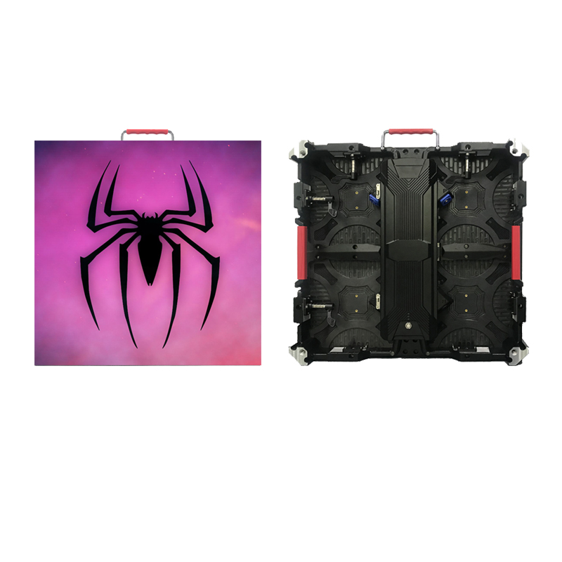 SRYLED Stage New Products Die Cast Cabinet P3.91 Led Display Panel Factory Price Hanging And Standing Rental Led Screen