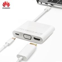 Oryginalna stacja dokująca do laptopa HUAWEI matelock 2 nadaje się do Mate20 Pro X MateBook D X Pro E kabel do przesyłania danych do notebooka