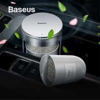 Baseus forte aroma recargas para carro ambientador suplemento copo titular perfume de longa duração colônia e cheiro do mar