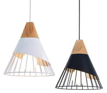 Creative Badminton Shape Restaurant Bedroom Cafe Decoration Lighting Modern Metal Pendant Light