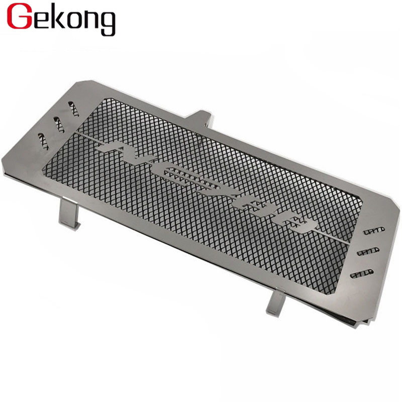 For <font><b>HONDA</b></font> NC700X NC700S NC750X NC750S <font><b>NC</b></font> <font><b>700X</b></font> 700S 750X Motorcycle Accessories Radiator guard Stainless Steel Protection Net image