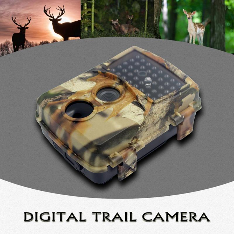 PR600 Mini Hunting Trail Camera 12MP 1080P PIR IR Wildlife Scouting Cam Night Vision Waterproof Wildlife Scouting trail camera