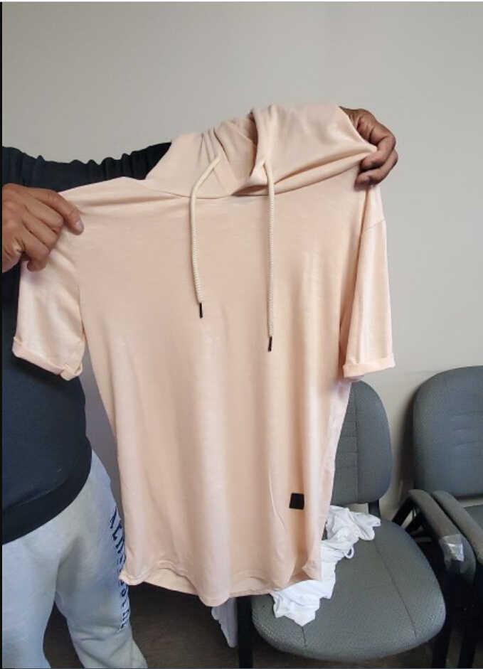 Tเสื้อHoodie Slim Fitสบายๆแขนสั้นเสื้อTผู้ชาย 2020 กีฬาฤดูร้อนฤดูใบไม้ผลิขนาดใหญ่ลำลองชายเสื้อยืดCamiseta Hombre
