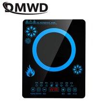 DMWD электрическая многофункциональная индукционная плита, умная нагревательная плита, плита, варочная панель, суповый котел, жаровня, кухонная техника