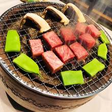 Одноразовый для барбекю гриля стойки гриль Корейская решетка